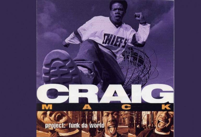 "Craig Mack ""Project Funk Da World"" Bad Boy/Arista Records"