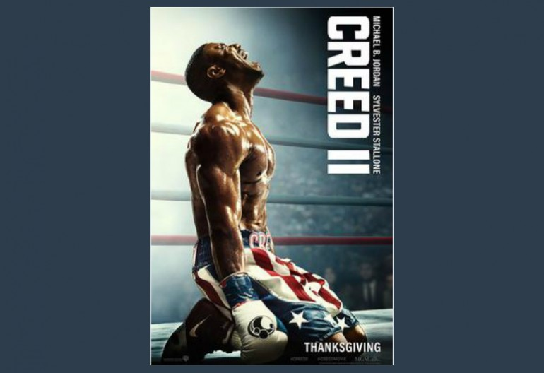 """Creed II"" MGM/Warner Bros. Pictures."