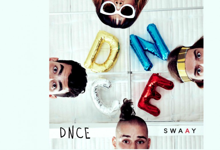 "DNCE ""SWAAY"" EP Republic Records"