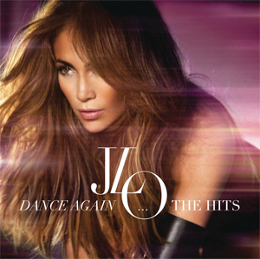 "Jennifer Lopez ""Dance Again...The Hits"" Epic Records"