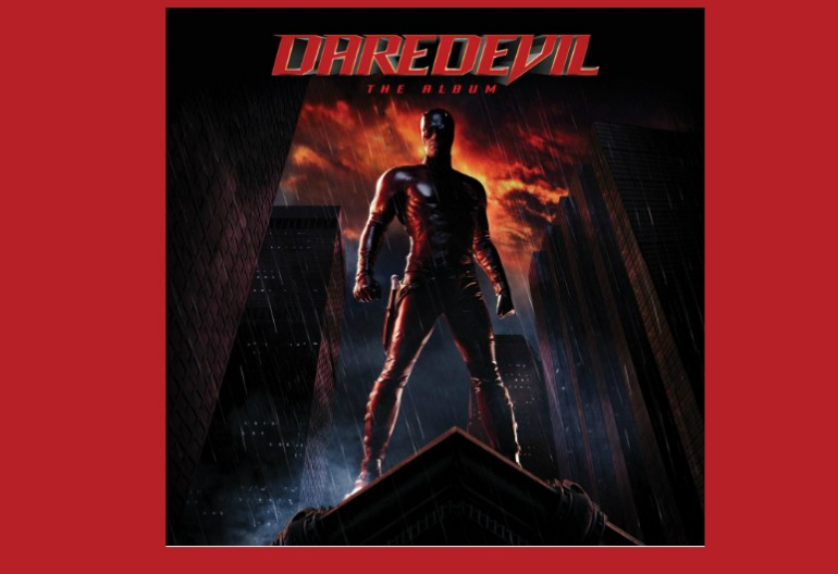 Daredevil The Album Wind-Up Records