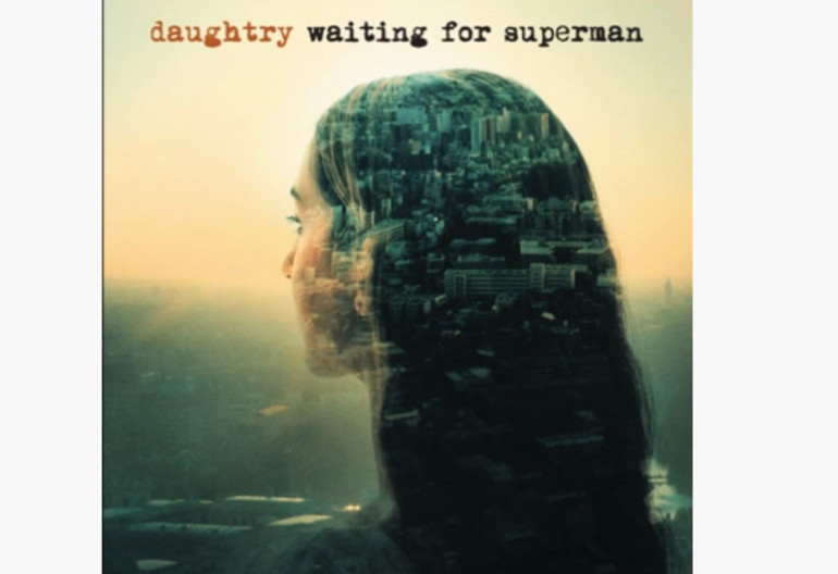 "Daughtry ""Waiting For Superman"" 19/RCA Records"
