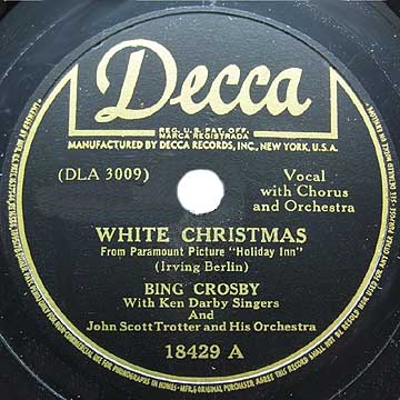 Image is loading BING-CROSBY-White-Christmas-CD