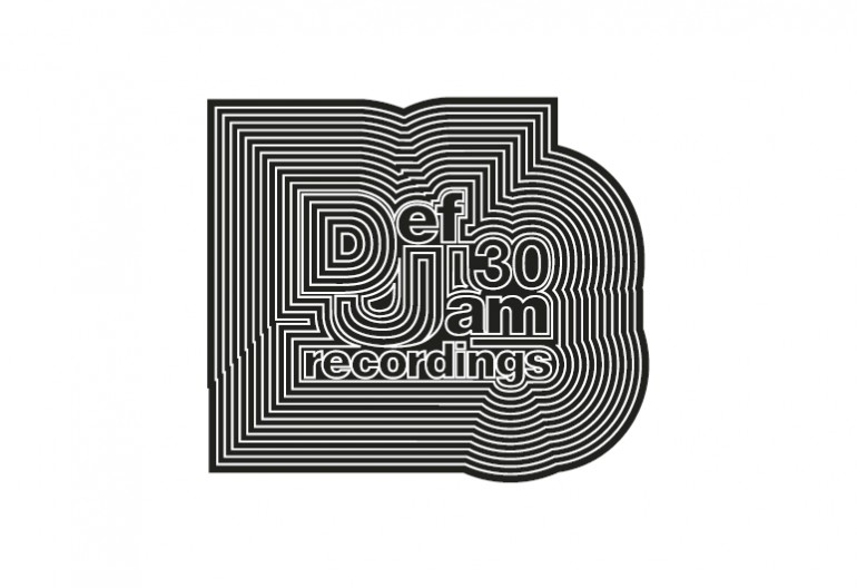 Def Jam Recordings 30th Anniversary Logo