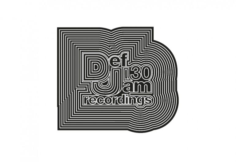 Def Jam 30th Anniversary Logo