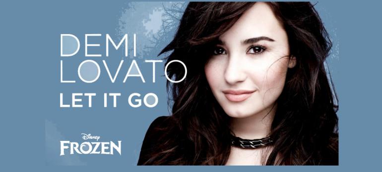 """Demi Lovato """"Let It Go"""" From Disney's """"Frozen"""" Walt Disney Records"""