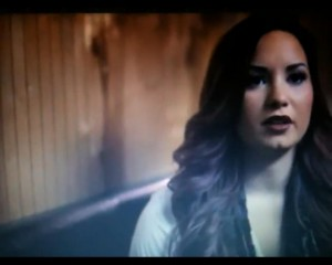 "Demi Lovato From ""Stay Strong"""