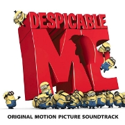 Despicable Me Soundtrack Star Trak/Interscope Records