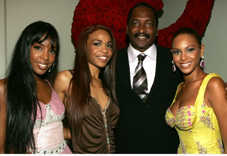 Destiny's Child W Matthew Knowles