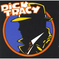 Dick Tracy Soundtrack (1990) Sire/Warner Bros. Records