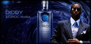 "Sean ""Diddy"" Combs CMO Of Ciroc Vodka"