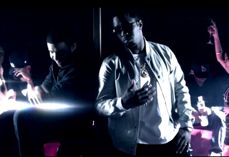"video still from Diddy-Dirty Money's ""Loving You No More"" Music Video Featuring Drake Via Bad Boy/Interscope Records"