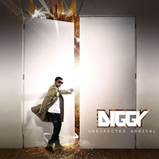 "Diggy Simmons ""Unexpected Arrival"" Atlantic Records"