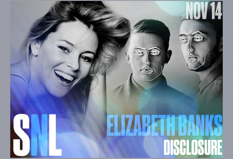 Elizebeth Banks And Disclosure On SNL
