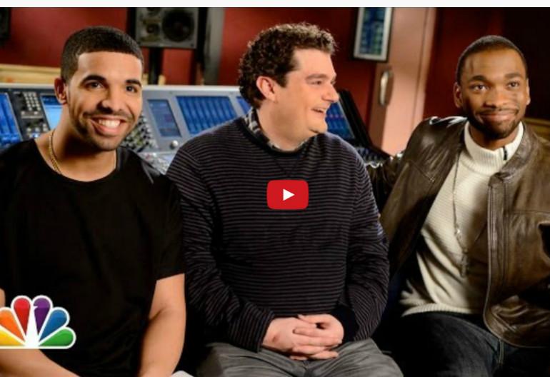 Still Image From Drake's SNL Promo