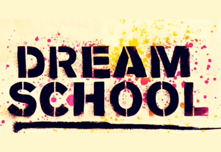 "Dream School" Logo