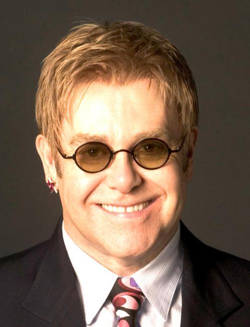 Elton John Hospitalize...