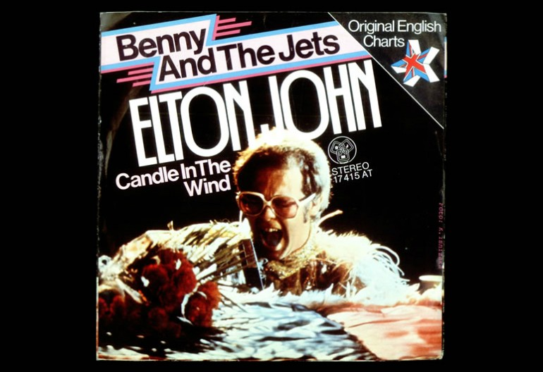 "Elton John ""Bennie and the Jets"""