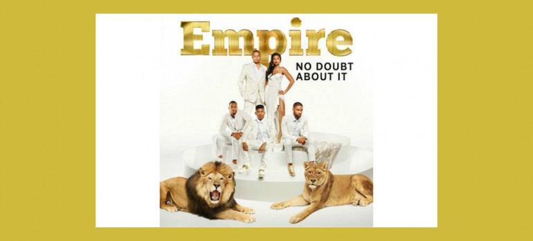 "Empre Cast Featuring Pitbull And Jussie Smollett ""No Doubt About It"" 20th Century Fox/Columbia Records"