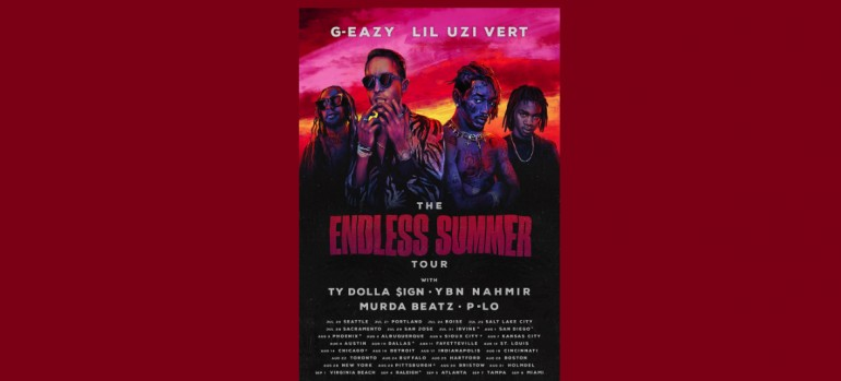 Endless Summer Tour 2018