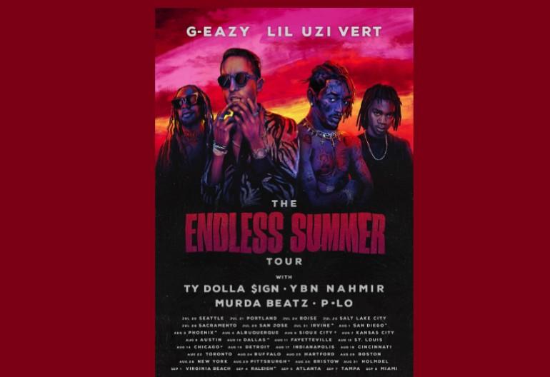 Endless Summer Tour 2018