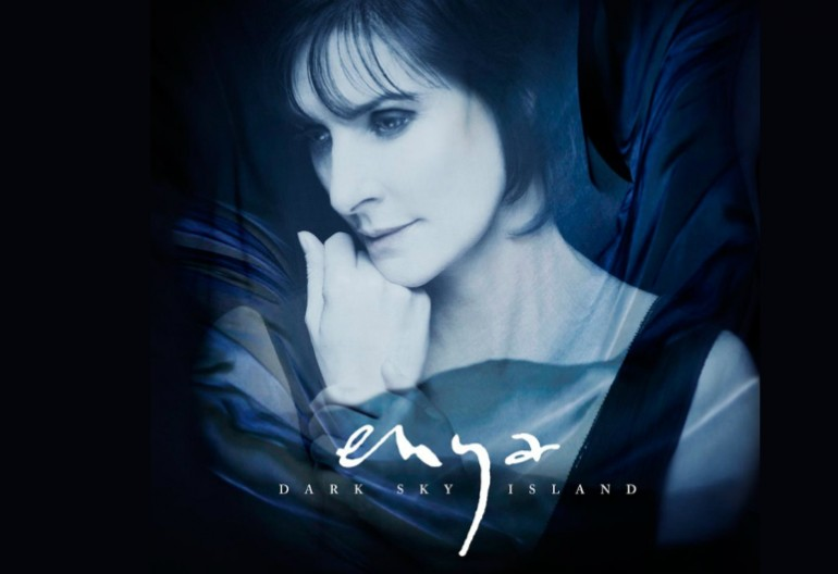 "Enya ""Dark Sky Island"" Warner Bros Records"