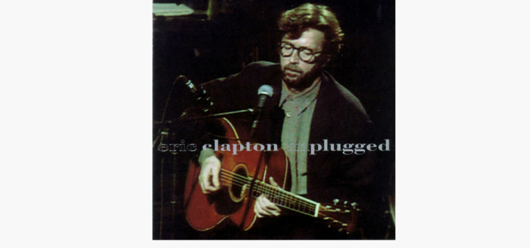 "Eric Clapton ""Unplugged"" MTV/Duck/Warner Bros Records"