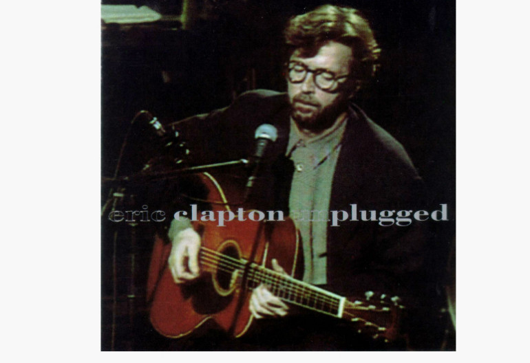 "Eric Clapton ""Unplugged"" MTV/Duck/Warner Bros Records"