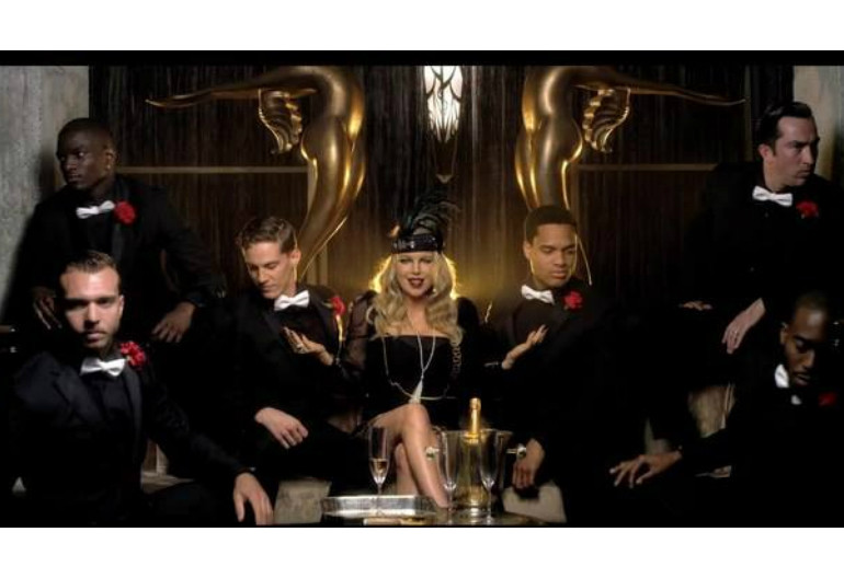 """Video Still  """"A Little Party Never Killed Nobody (All We Got)"""