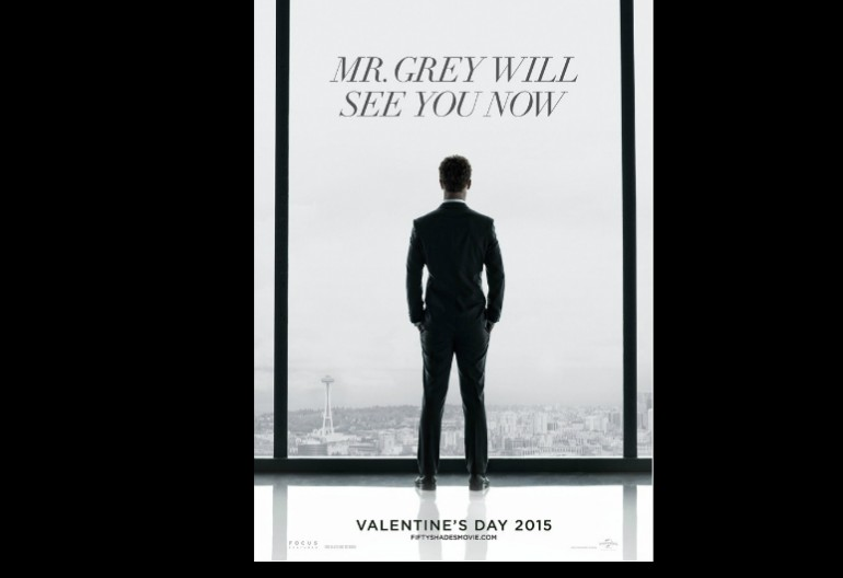 Fifty Shades OF Grey Movie Poster Focus Features/Universal pictures