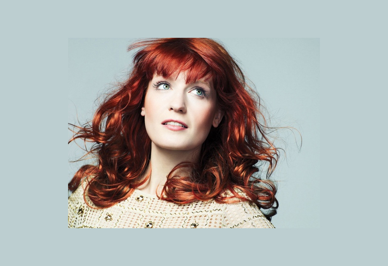 Florence And The Machine Press Photo
