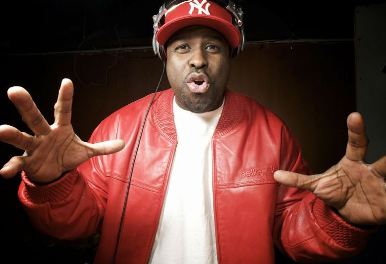 Funkmaster Flex is set to release a book about the life and career of the late rapper Notorious B.I.G..