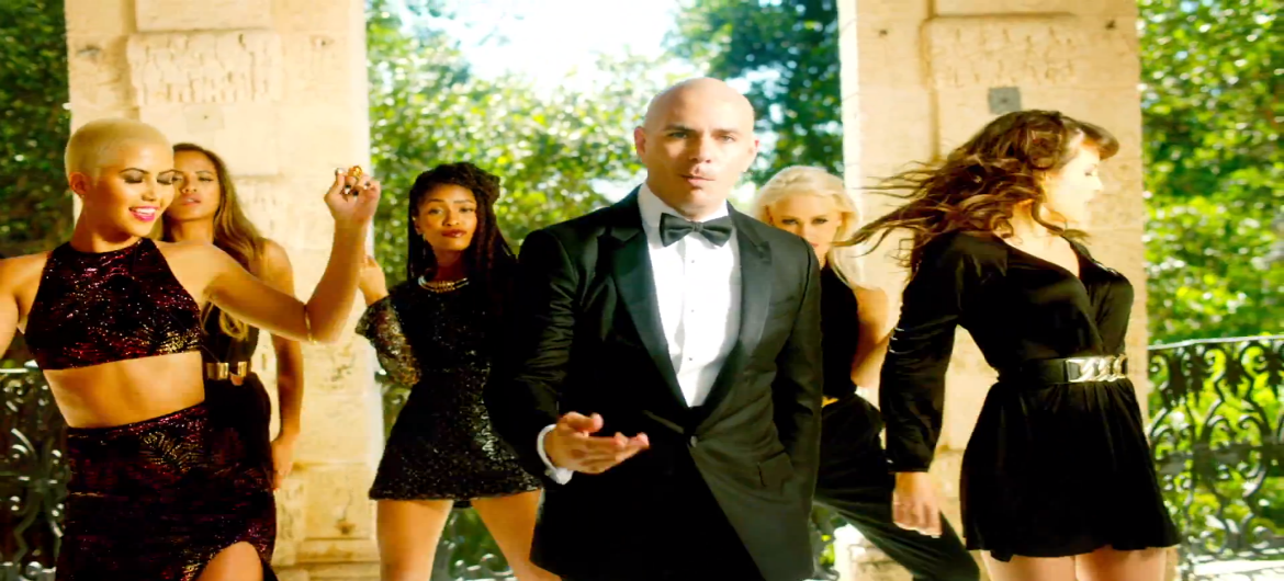 Girl Group G R L Shines In Pitbulls Playboy Inspired Music Video For Wild Wild Love