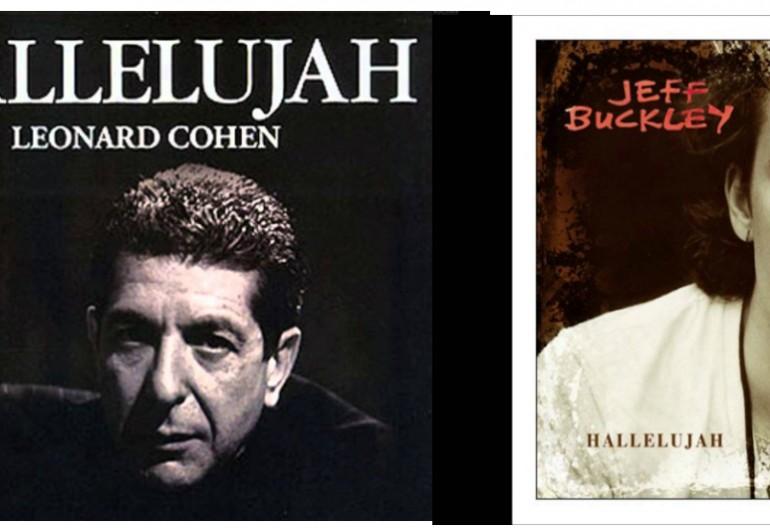 """Lenard Cohen/Jeff Buckley"""" Hallelujah"""" Columbia Records"""