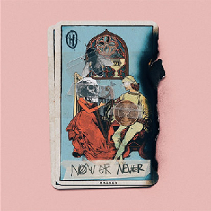 "Halsey ""Now Or Never"" Astralwerks/Capitol Music Group"