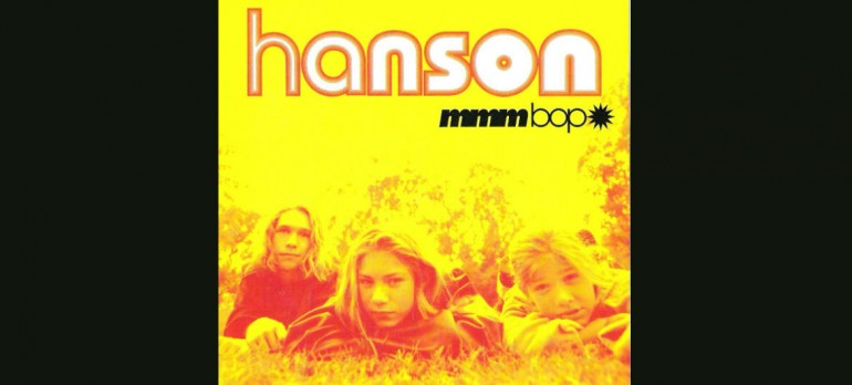 """MMMBop"" was the lead single off of the major label debut album of Hanson."
