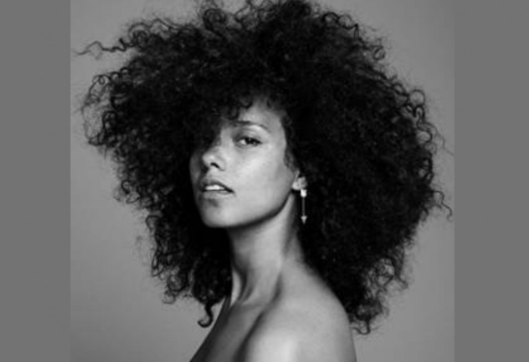 Alicia Keys Image Via RCA Records