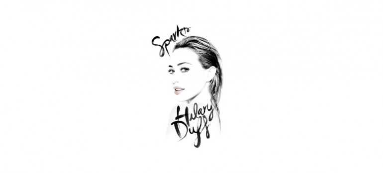 "Hilary Duff ""Spark"" RCA Records"
