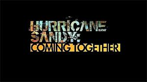 Hurricane Sandy Coming Together