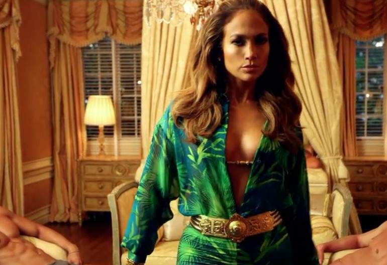 "Jennifer Lopez In ""I Luh Ya Papi"" Music Video"