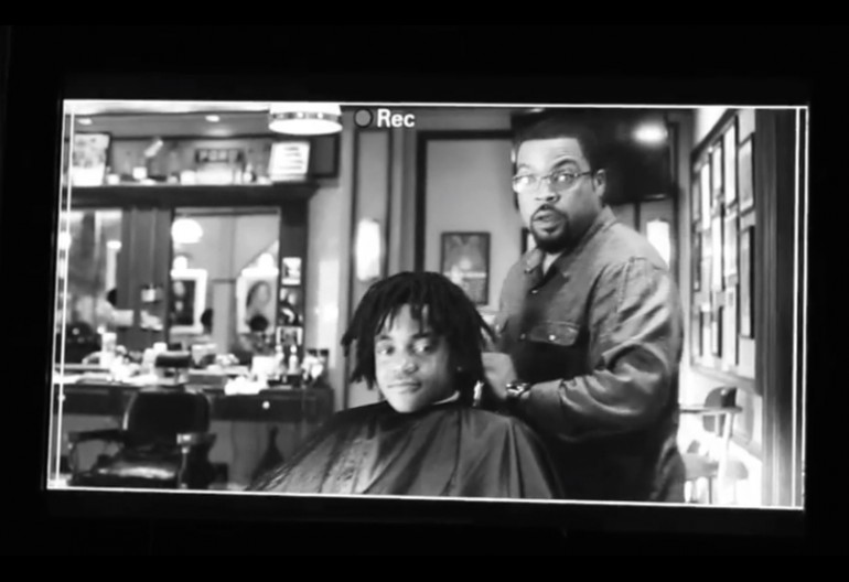 Video Still From Barber Shop 3 First Look