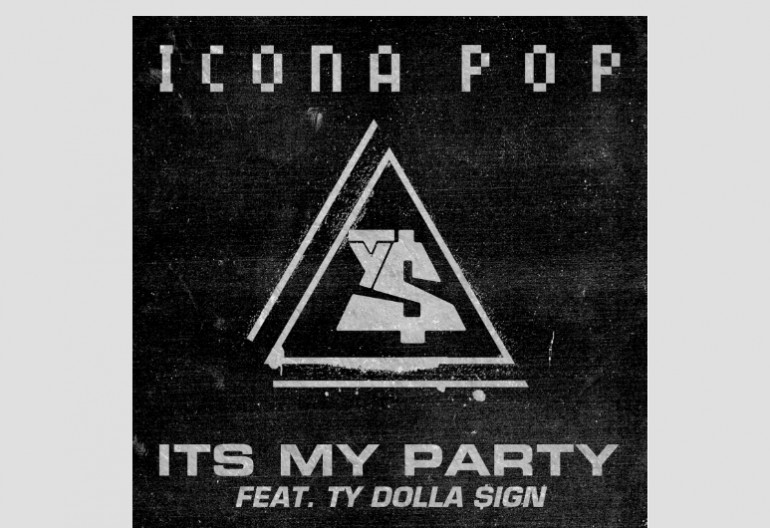 "Icona Pop ""It's My Party"" Big Beat/Atlantic Records"