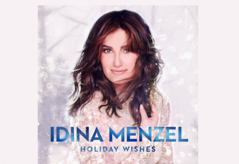 "Idina Menzel ""Holiday Wishes"" Warner Bros. Records"