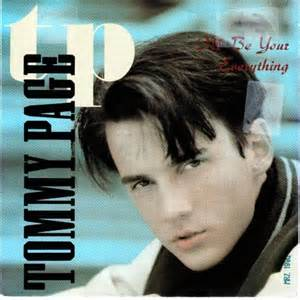 "Tommy Page ""I'll Be Your Everything"" Sire/Warner Bros. Records"