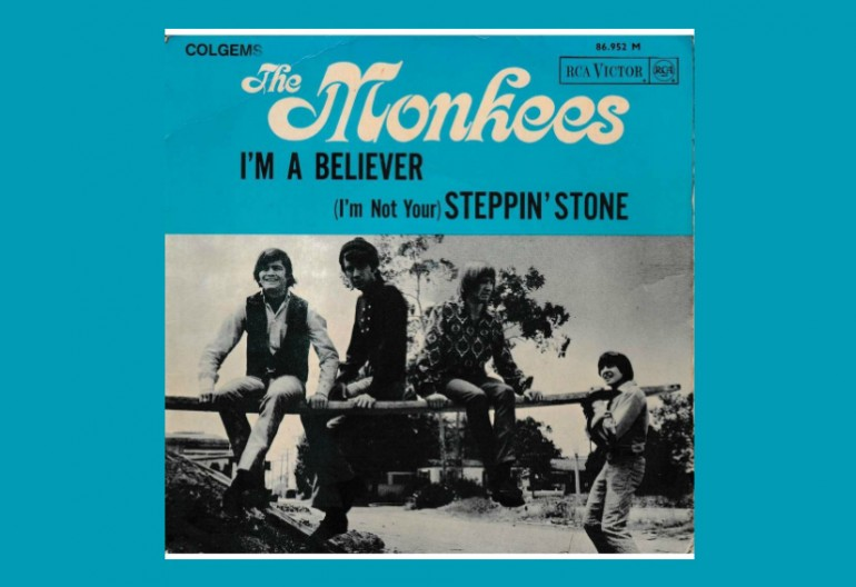 "The Monkees ""I'm A Believer"""