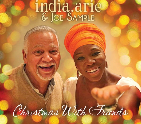 "India Arie And Joe Sample ""Christmas With Friends"" Motown/Capitol Records"