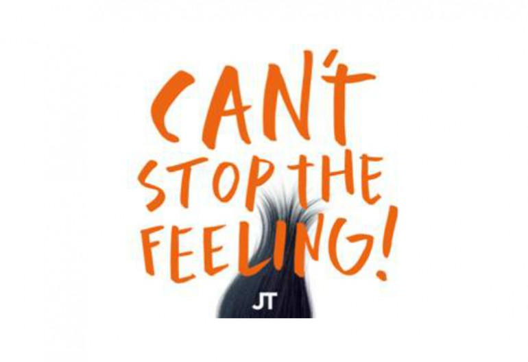 "Justin Timberlake ""Can't Stop The Feeling"" RCA Records"