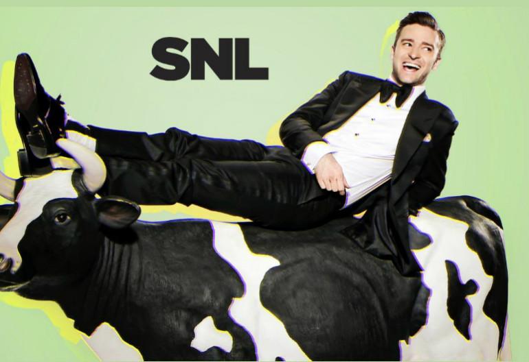 Justin Timberlake SNL Bumper