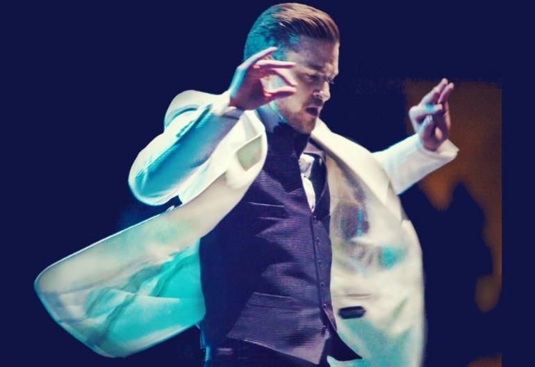 Justin Timberlake (Photo Credit: justintimberlake.com)
