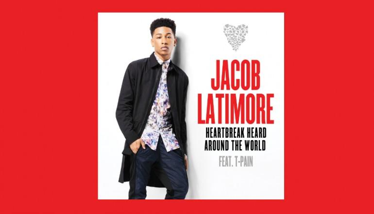 "Jacob Latimore Featuring T-Pain ""Heartbreak Heard Around The World"" RCA Records"